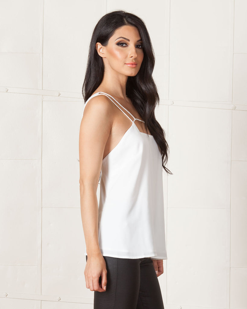 Keepsake White Mirror Image Top
