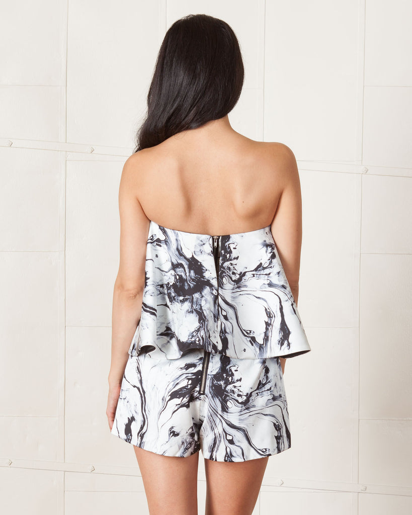 a6a0527c2282 Keepsake Marble Night After Night Playsuit – FASHTIQUE