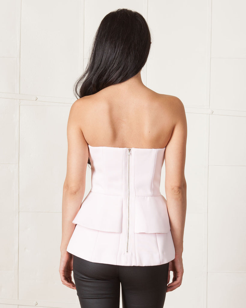 Finders Keepers Take A Shot Pink Bustier