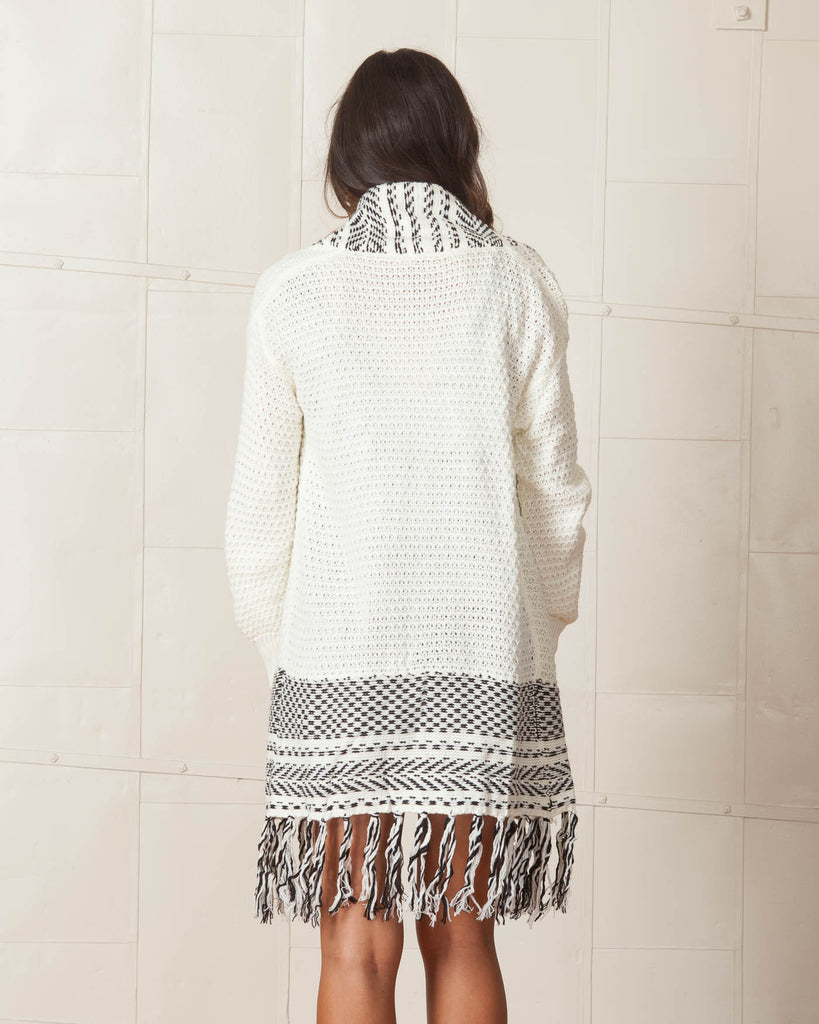 Lost in Lunar Euphoria Knit Cardigan