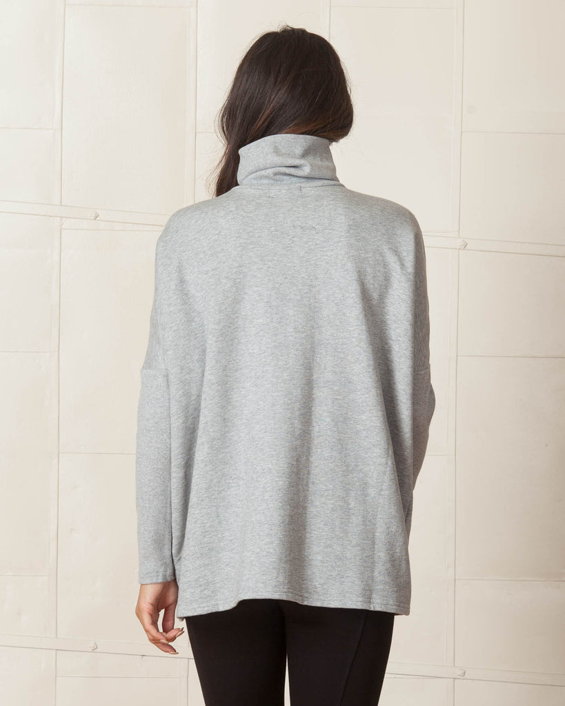 Fifth Label The Connection Grey Sweater