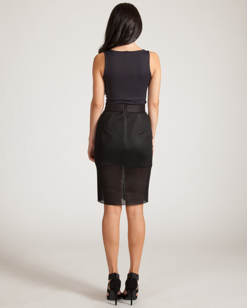 Cameo Black Acoustic Skirt