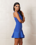 Finders Keepers Take Me Out Blue Dress