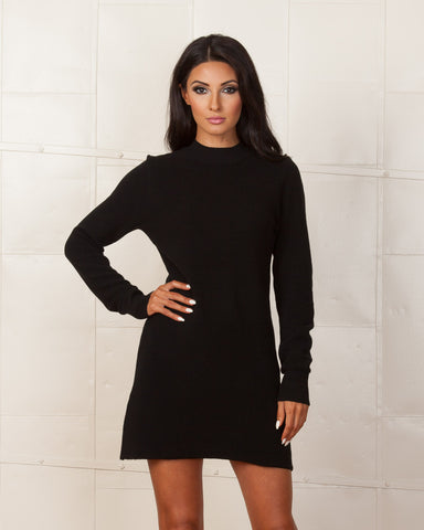 Stylestalker Confidential Black Dress
