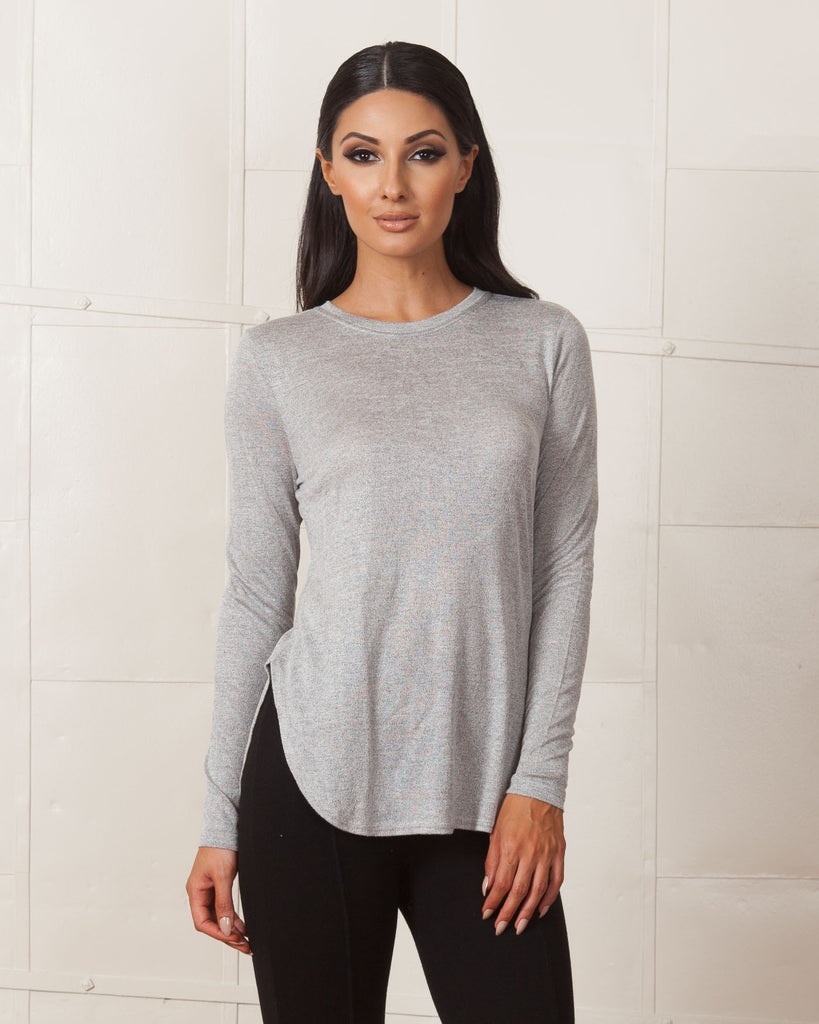 Fifth Label All Night Long Sweater-Grey