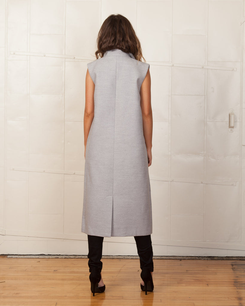 Fifth Label Grey New Moon Jacket Vest