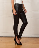 WYLDR Black Lace Up Pant