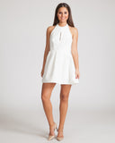 Keepsake Beautiful Liar Dress-Ivory