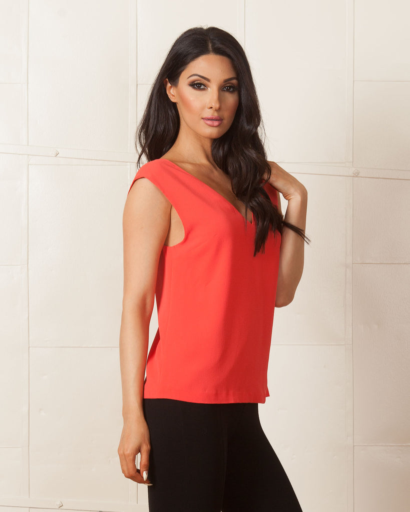 Finders Keepers The Runner Poppy Top