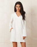 Fifth Label Now You See Me Ivory Dress