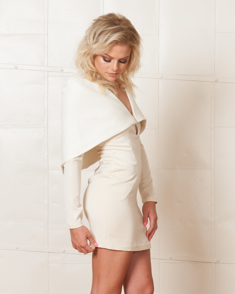 Asilio Nude Almost Famous Dress