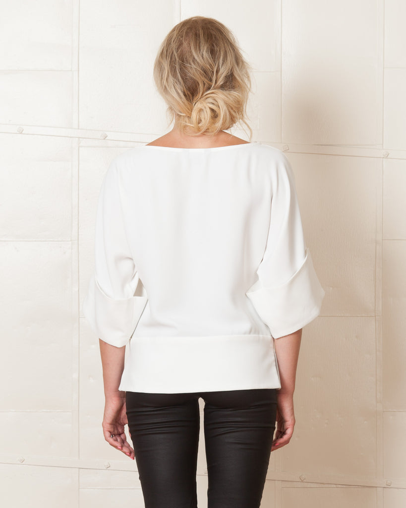 Elliatt White Individual Top