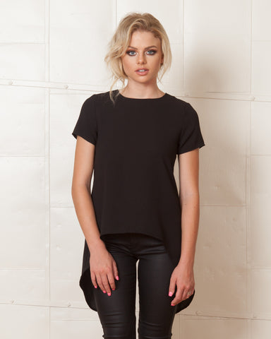 Cameo Black Harmony Shirt