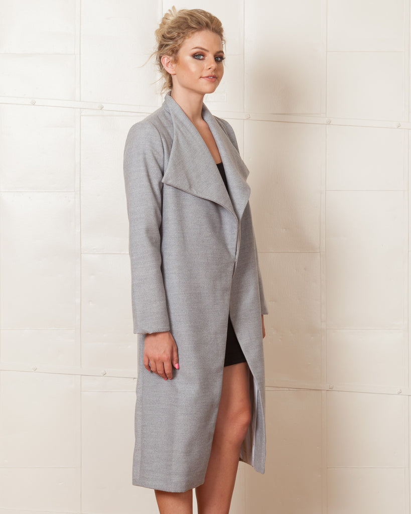 Fifth Label Grey Helicopter Coat