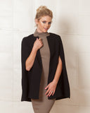 Keepsake Light Machine Black Cape