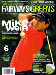 Fairway and Greens Magazine