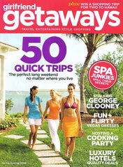 Girlfriend Getaways Magazine