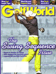 Golf World Magazine