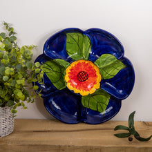 Load image into Gallery viewer, Sunflower - Large Platter Plate