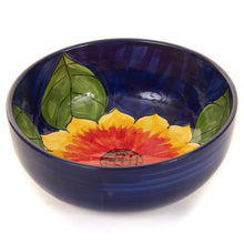 Load image into Gallery viewer, Sunflower - Large Salad Bowl