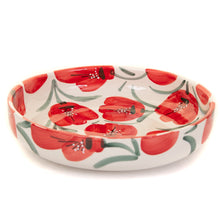 Load image into Gallery viewer, Poppy - Large Shallow Bowl