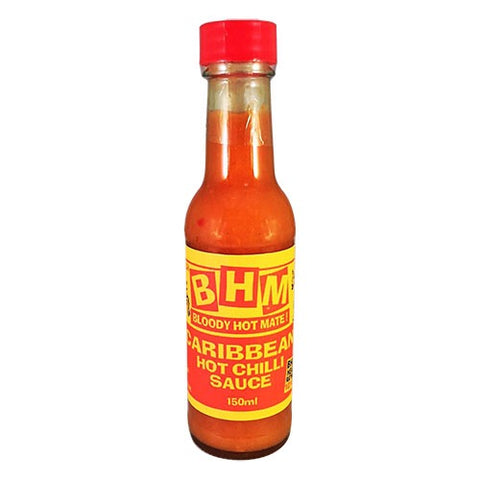 Caribbean Hot Sauce 150ml
