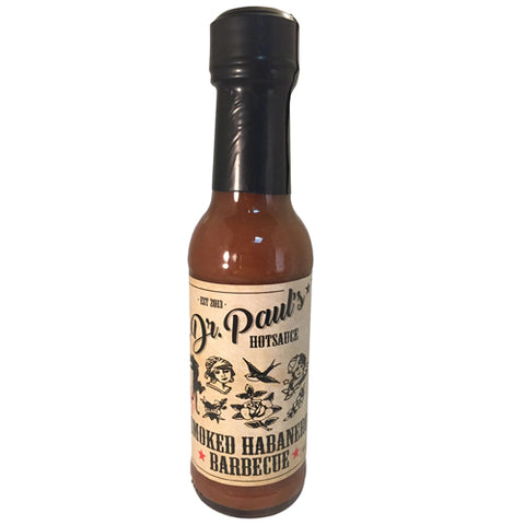 Smoked Habanero BBQ 150ml