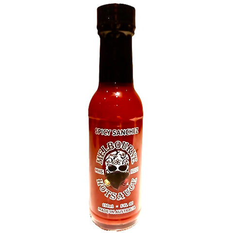 Spicy Sanchez Hot Sauce 150ml
