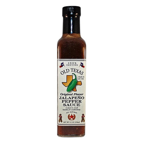 Jalapeño Pepper Sauce 250ml
