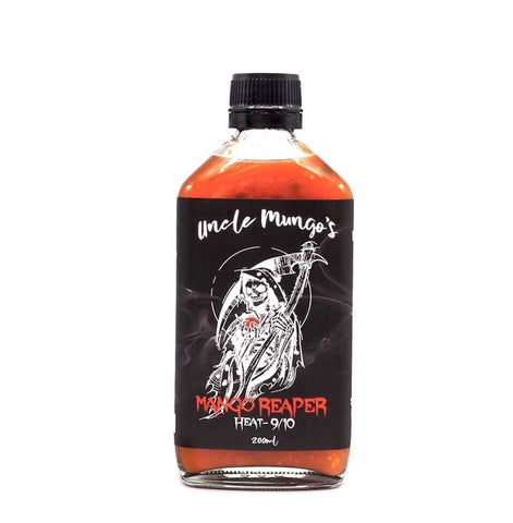 Mango Reaper Hot Sauce 200ml