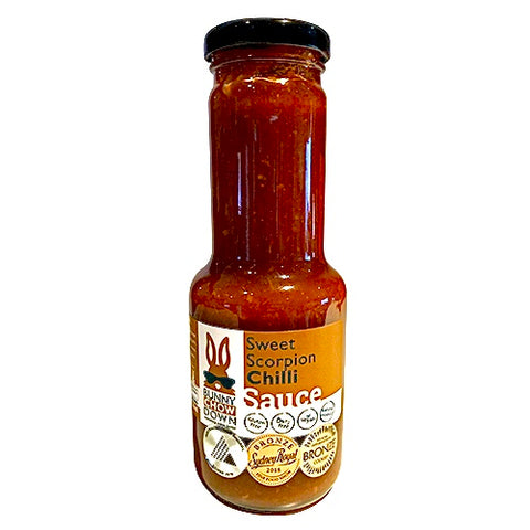 Sweet Scorpion Chilli Sauce 250ml