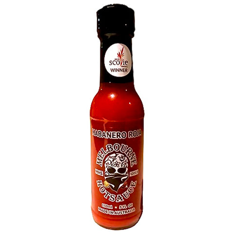 Habanero Rojo Hot Sauce 150ml