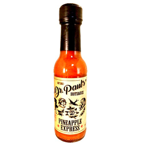 Pineapple Express Hot Sauce 150ml