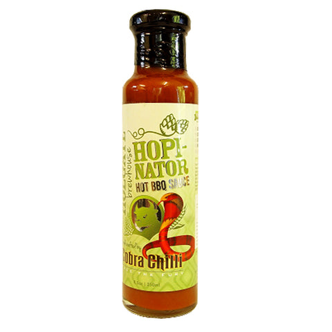 HOPI-NATOR Hot BBQ Sauce 250ml