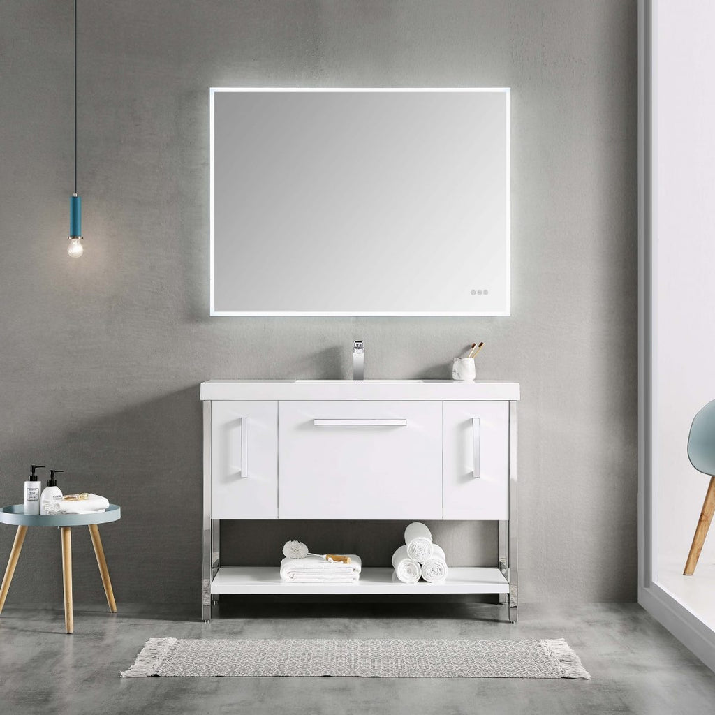 Riga 48 Inch Vanity – Single Sink