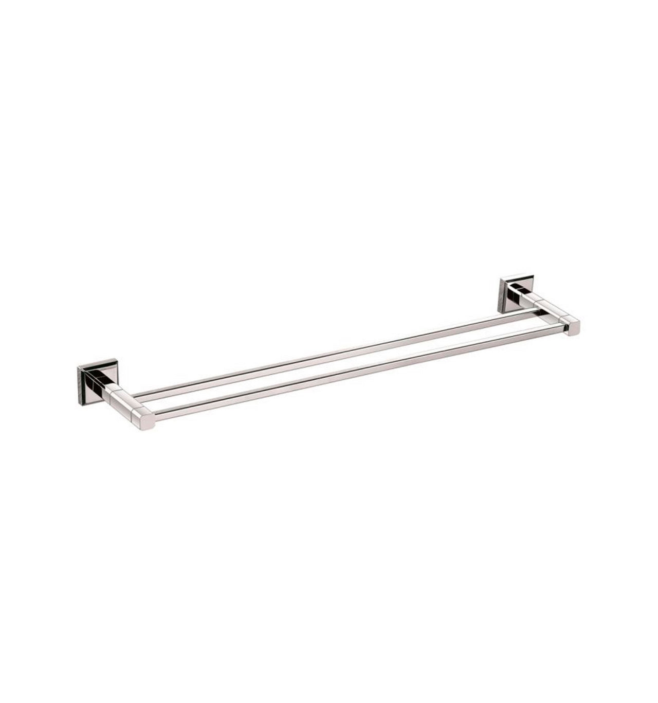 "Aqua Nuon 18"" Double Towel Bar"