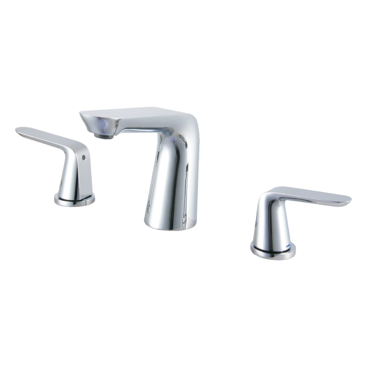 Wide Spread Lavatory Faucet – Chrome – F01 107 01