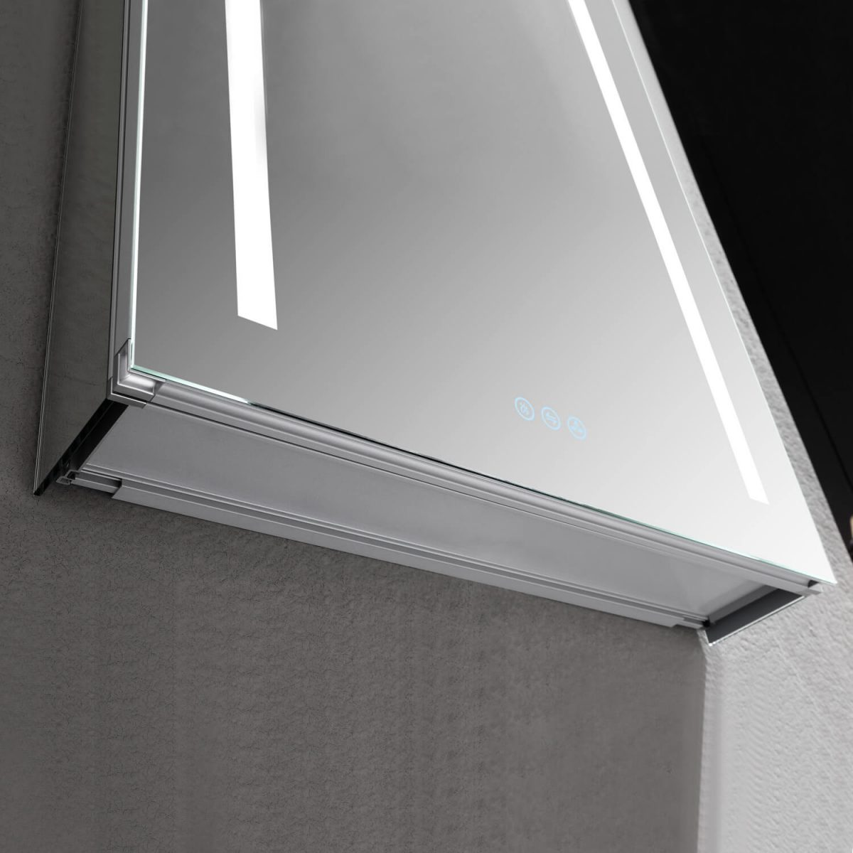 Pillar – 20 Inches LED Medicine Cabinet