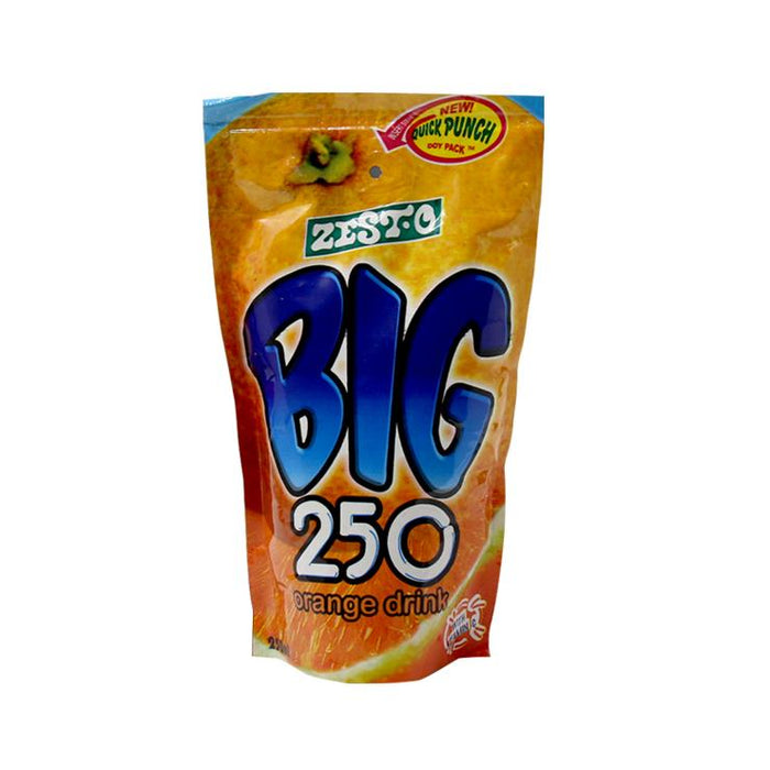 Zesto Big 250 Orange Drink 250ML