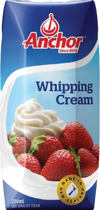 Anchor Whipping Cream 200ML
