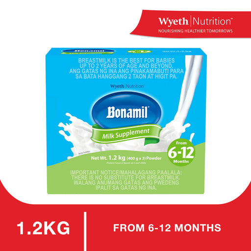 Bonamil Powdered Milk 1.2KG