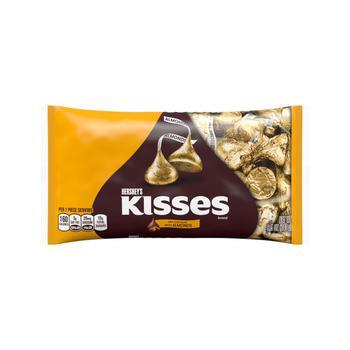 Hershey's Kisses Milk Chocolate with Almond 180G