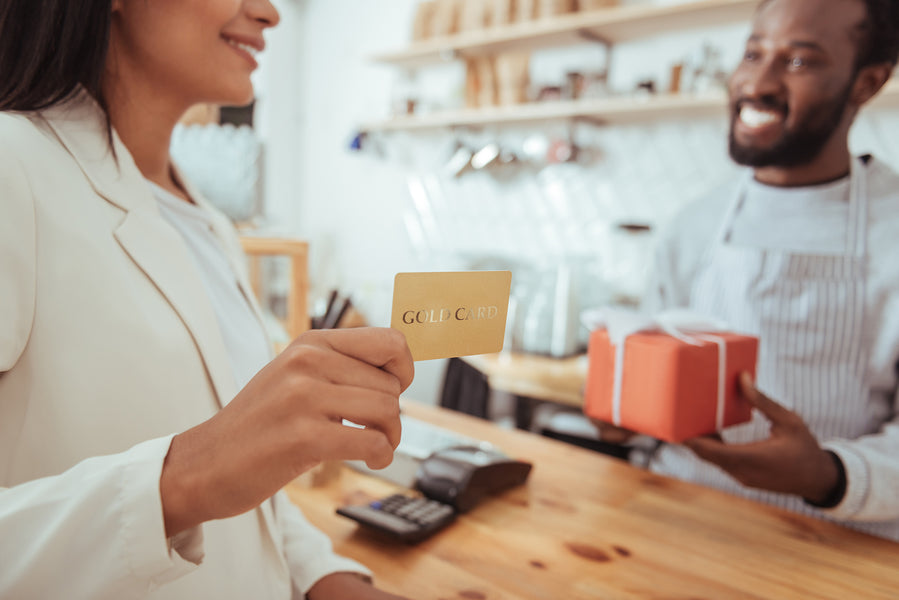 5 ways to make gift cards more personal