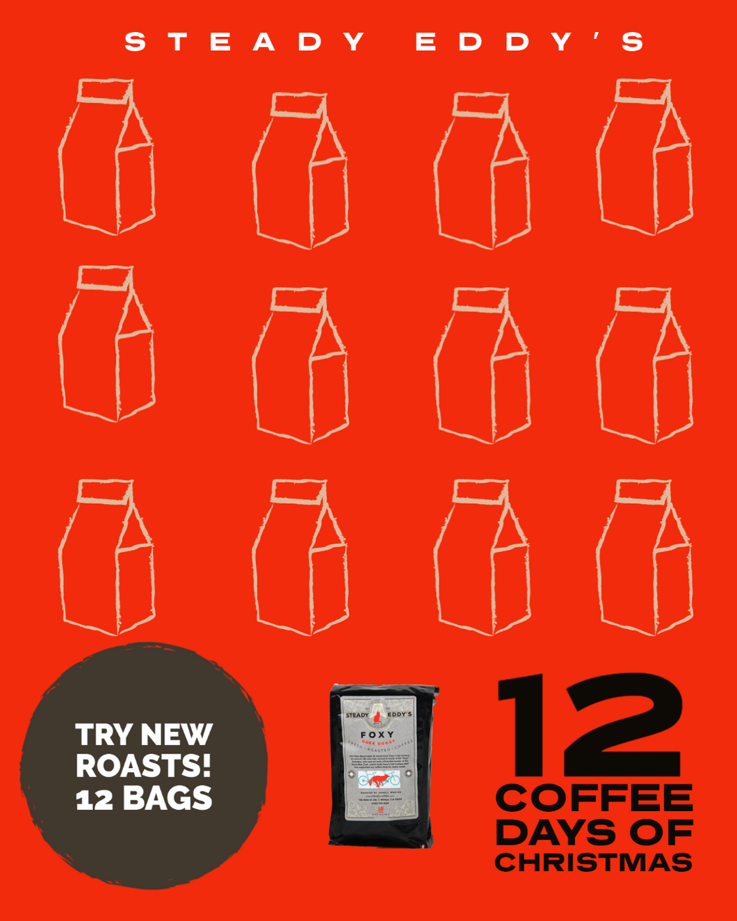 12 Coffee Days of Christmas