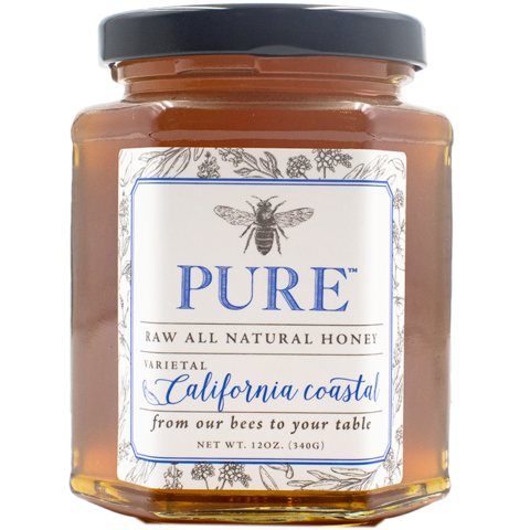 Pure California Honey