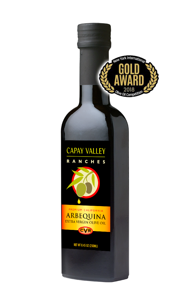 Arbequina EVOO by Capay Valley Ranches