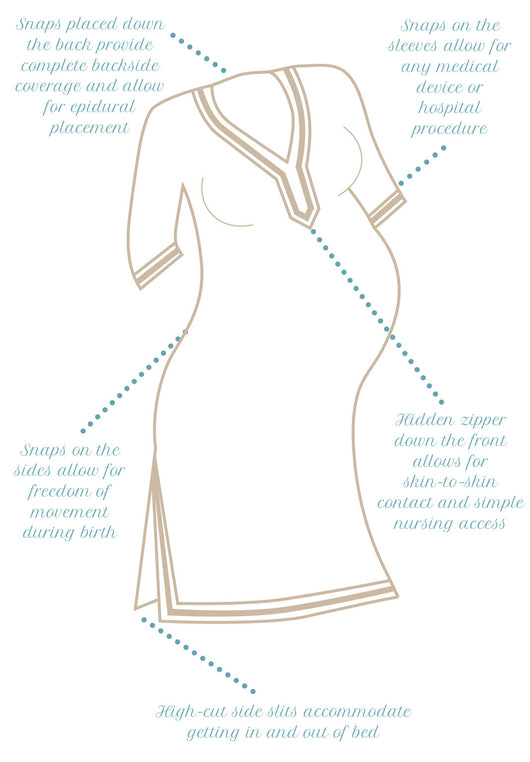 The Birth Gown