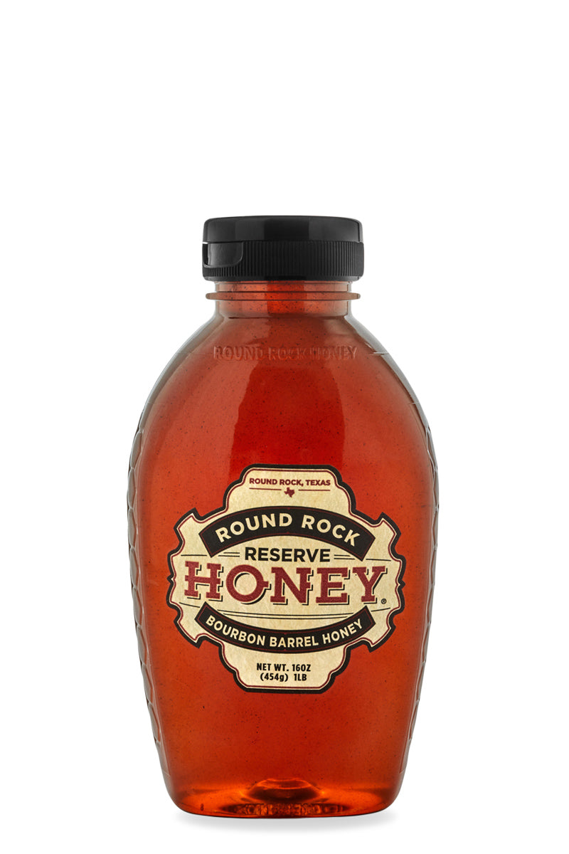 Reserve Bourbon Barrel Honey (1lb)