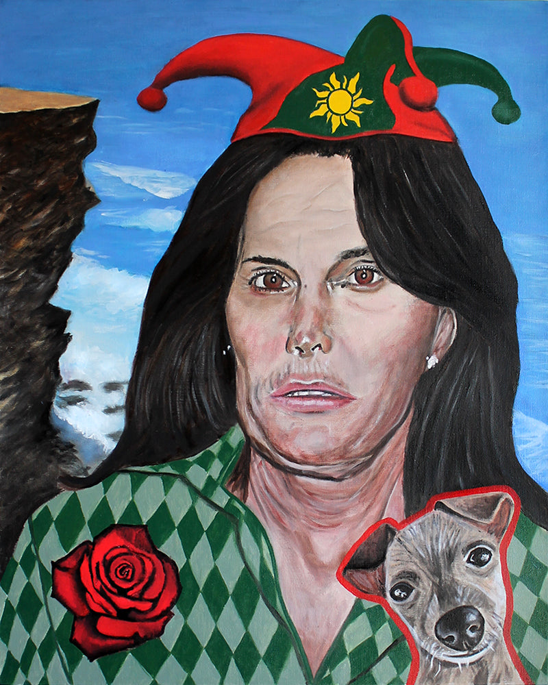 Tarot - Bruce Jenner as The Fool