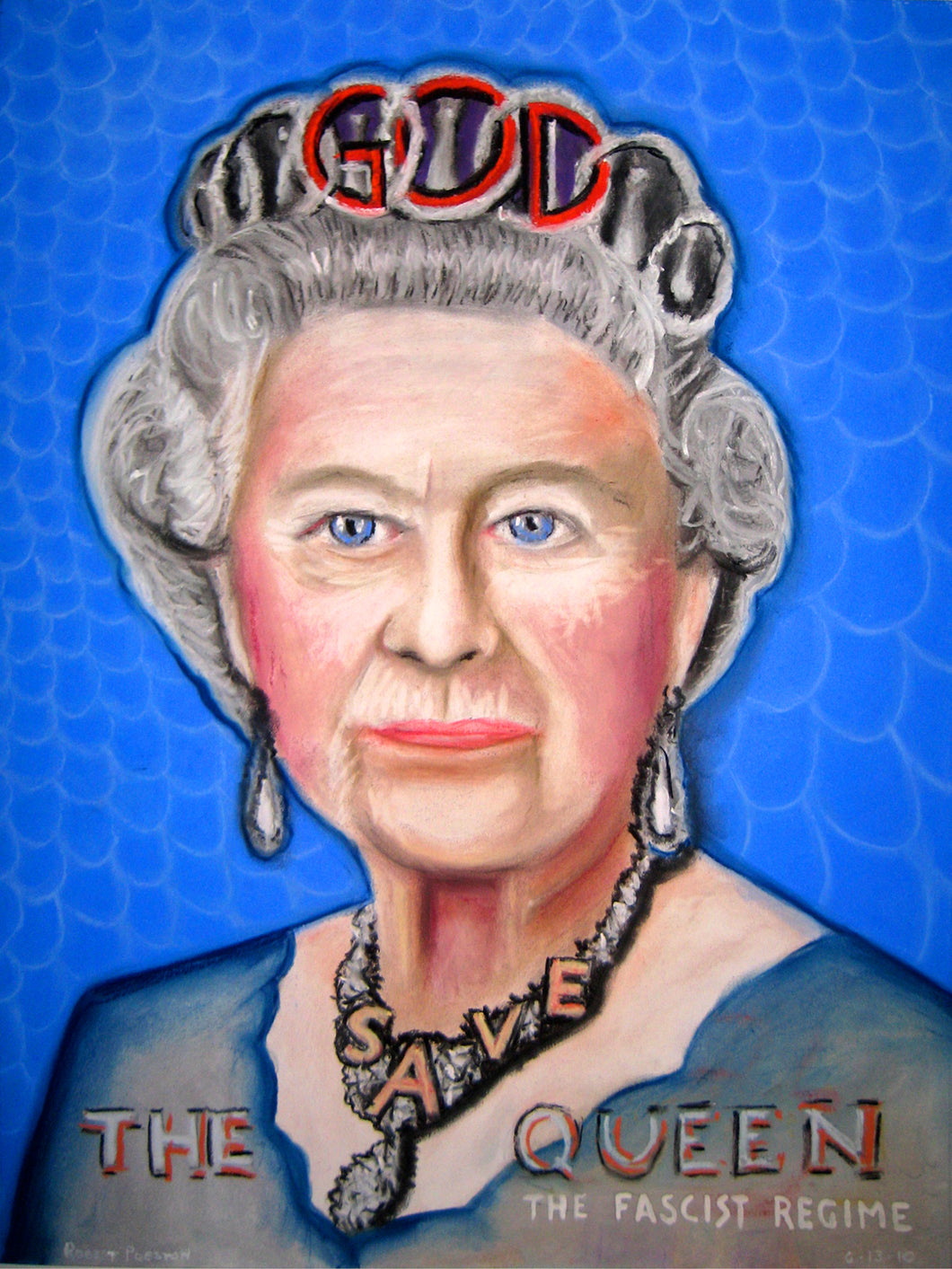 God Save the Queen of the Fascist Regime